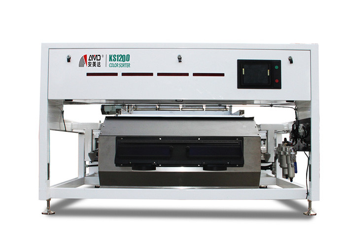 KS1200-B Ore CCD Color Sorter Machine Advanced Ejection Parts And Lighting Parts