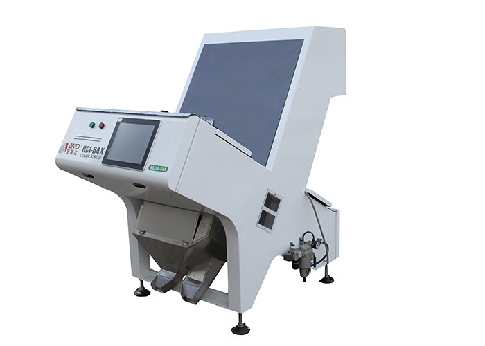 Remote Control CCD Color Sorter Machine Simple Structure In Chute Type